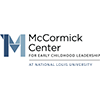 Mccormick Center for Early Childhood Leadership Logo